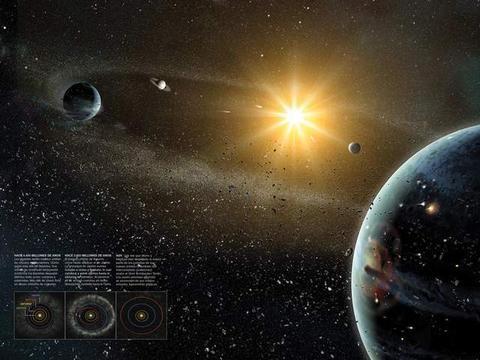 为什么有那么多科学家,怀疑太阳系是被设计出来的?