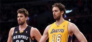 NBA:湖人队签下加索尔,猛龙队签下贝恩斯和布歇