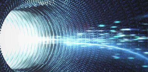 借助量子隧穿的物理现象,在低能情况下,可将量子设备运行一年