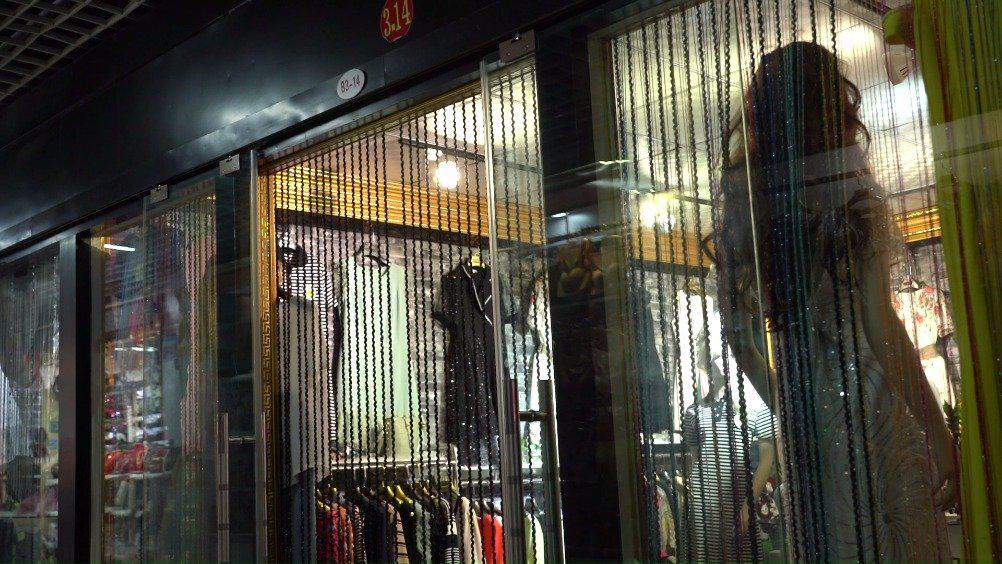 时尚达人阿依先古丽2 民族特色与时尚接轨…………