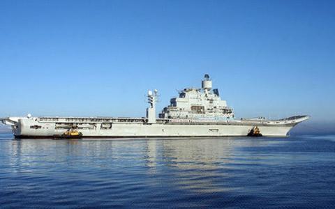 免费赠予航母:收取航母改造费和采购舰载机,俄罗斯狂赚印度钞票