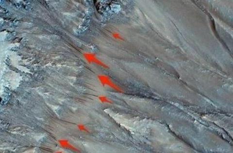 """""""火星生命""""再添实锤?多个火星湖泊现身,面积是德国的20%"""