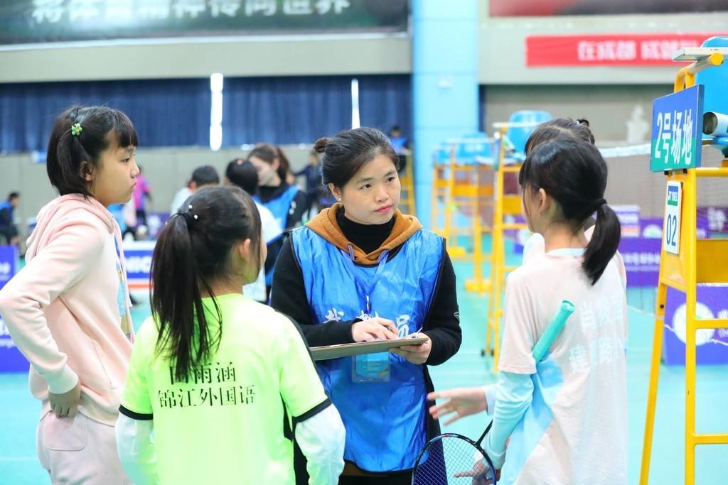 爱成都 迎大运 2020年成都市羽毛球传统项目学校锦标赛落幕