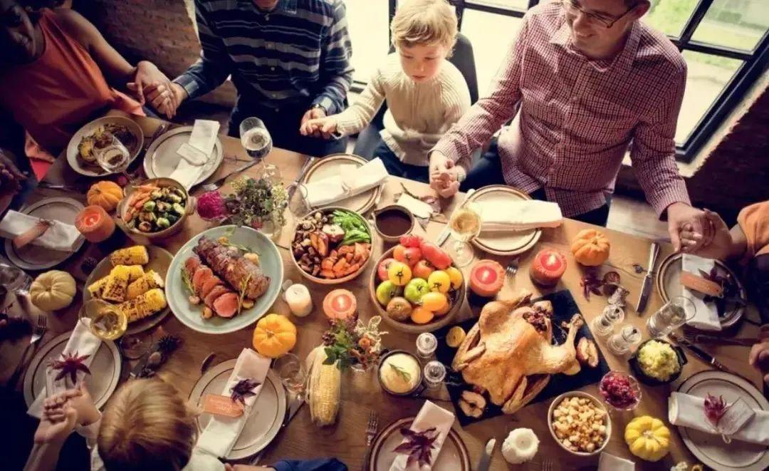 美媒担心:感恩节显然没吸取中国春节的经验……图片