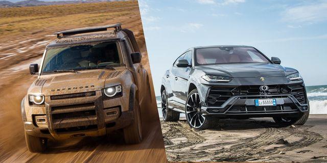 捷豹路虎起诉大众擅用专利越野技术,要求停止向美进口保时捷、兰博基尼、奥迪和大众SUV