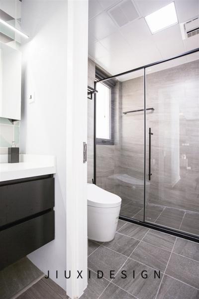 小户型卫浴间巧妙变宽敞