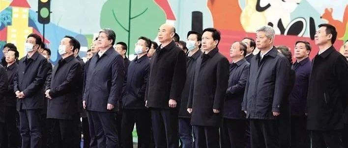 刘国中在全省重点项目观摩活动陕南片区座谈会上强调 坚持生态优先 突出绿色循环 推动高质量发展取得更大进展