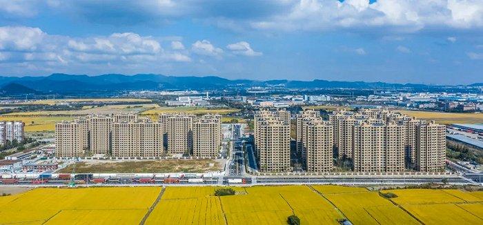 宁波最大限价房交付,2125个购房家庭喜提新房