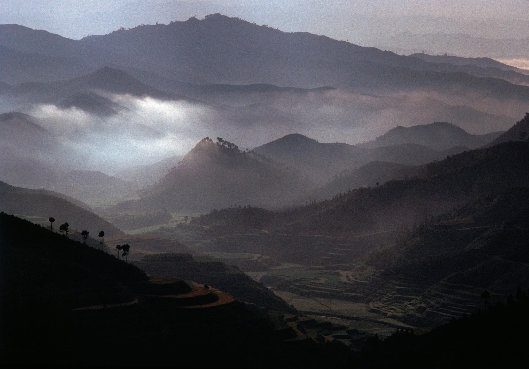 时光回转30年,法国摄影师镜头下的侗族歌海