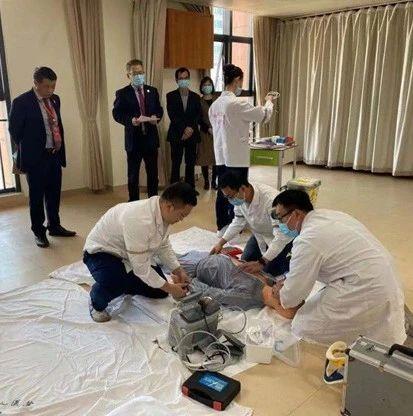 广西首个|柳州市心脏猝死防治救中心医联体成立!