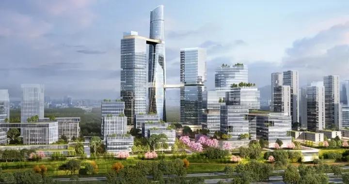 """265米广州新地标!琶洲南区将建""""巨无霸""""城市综合体"""