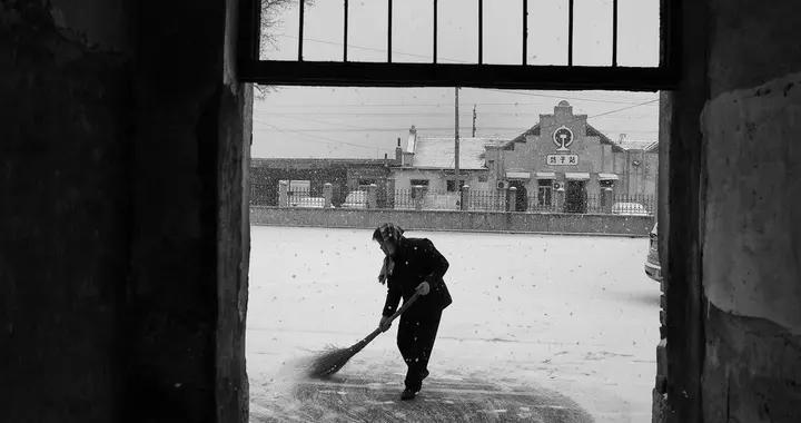 冬天纪实摄影拍照小技巧,摄影现场实景教授拍摄