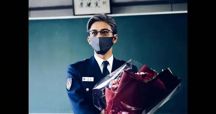 木村拓哉《教场2》杀青,风间教官收花,曾被鲜肉配角拖累重拍