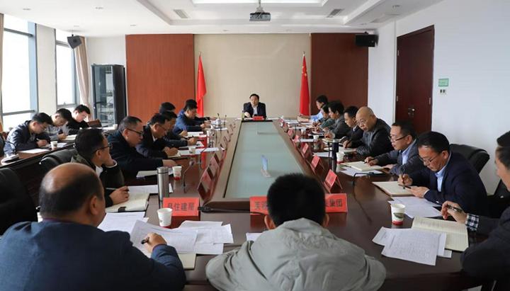 彭泽县2020年新增债券及抗疫特别国债项目调度会召开