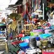 泾阳县城街景一幕!!