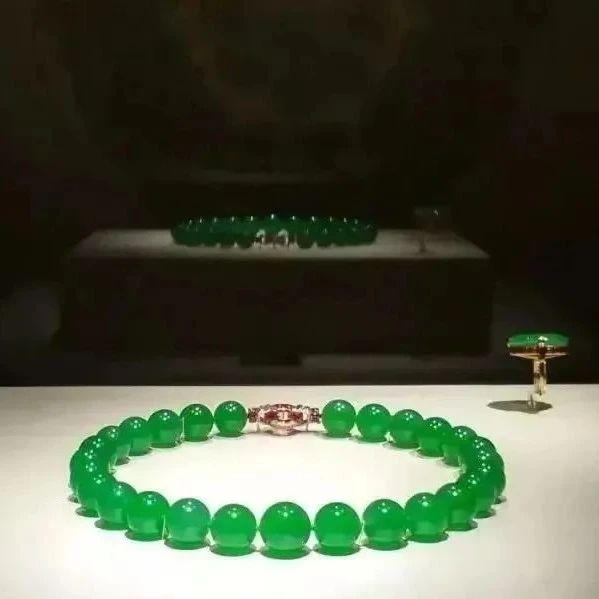 【玉石】精品赏析:世界上最贵的七条翡翠珠链,你不一定都见过