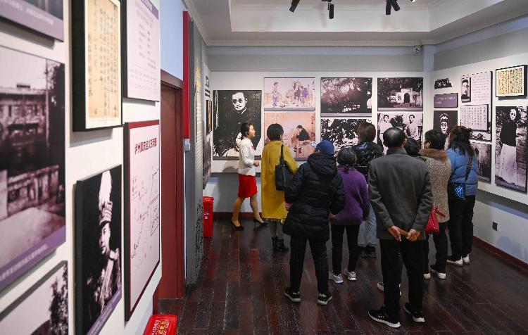 中共中央西南局历史陈列展在北碚缙云山开展