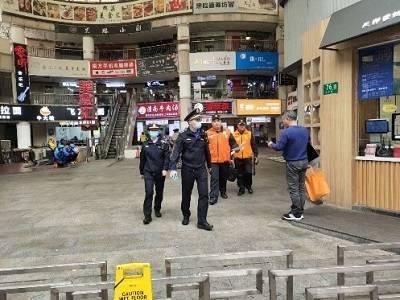 闵行区相关街镇城运中心进一步做实网格前端巡查工作