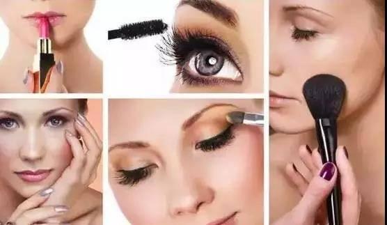 正确的化妆步骤是怎样的?一步一步的为你详解