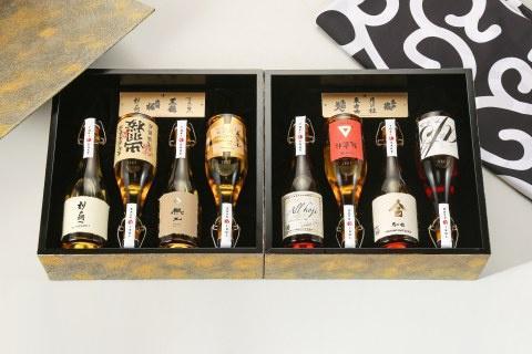 八瓶装高端熟成酒售价202万日元!由刻(TOKI)SAKE协会呈献