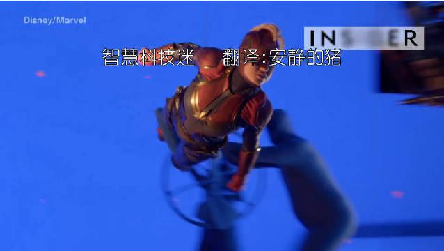为了能让漫威的超级英雄们在大银幕上栩栩如生……