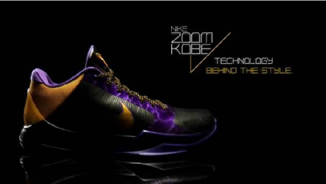 Zoom Kobe 5 Technology Behind The Style 科比5……