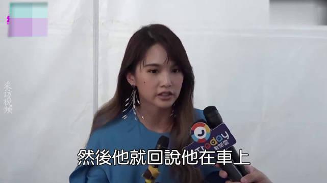 杨丞琳李荣浩有多甜?李荣浩谈当众强吻事件,承认自己没忍住!