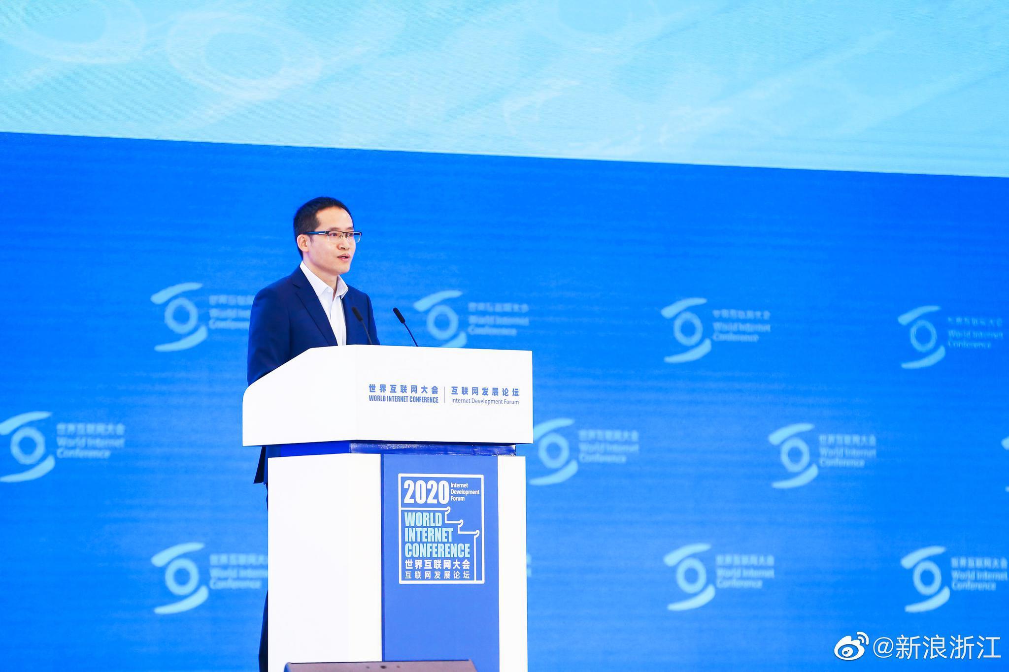 阿里云总裁张建锋云为工业互联网提供四项价值