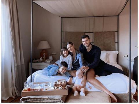 身高170cm的意大利美女,25岁的年纪,却已是3个孩子的妈妈