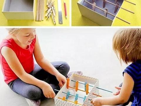 玩教具 十多款室内外自制玩教具,孩子们美上天了