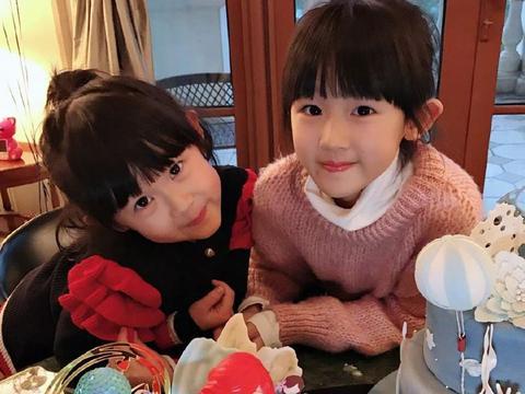 """继黄多多后星二代又结""""新果"""":陆毅12岁女儿,惊艳众人"""