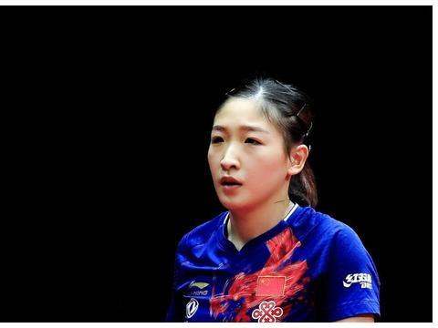 刘诗雯退赛希望球迷理解!为战东京奥运她不会放弃,樊振东也没来