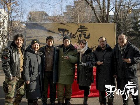 章宇 马丽 联合出演电影《东北虎》国产电影的崛起