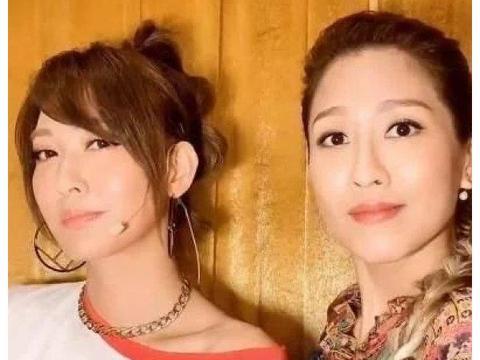 盘点圈中撞脸的艺人,钟嘉欣激似型爸吴尊,汤洛雯有双胞胎姐姐?