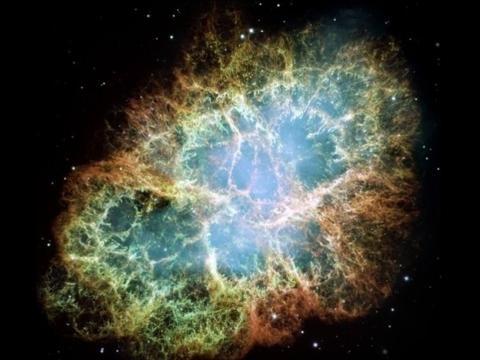"""隐藏在宇宙中的""""重子"""",它的作用极为强大,能将星系连成一张网"""