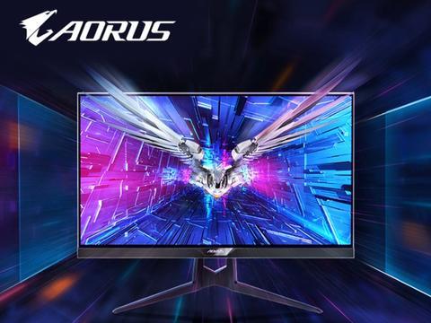 技嘉推出高端电竞显示器,2K+240Hz刷新率