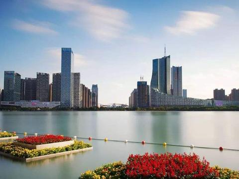 中国各市GDP10年增幅榜:北上广深无一上榜,合肥占据榜首