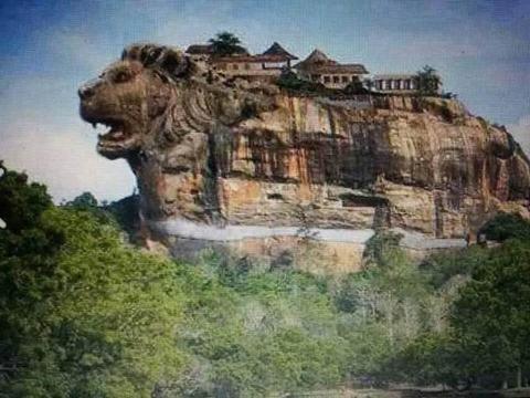 世界最神秘古城,坐落于180米巨岩上,几千年来无人知晓