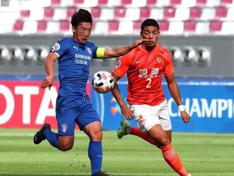 无保利尼奥恒大全场0射正 对阵韩国下游球队国内球员也难应对