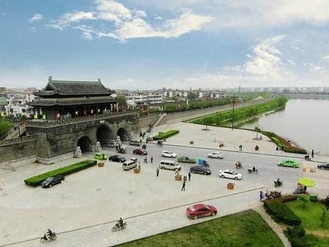 """安徽有座""""历史文化名城"""",楚文化在此发源,现有望""""撤县设市"""""""