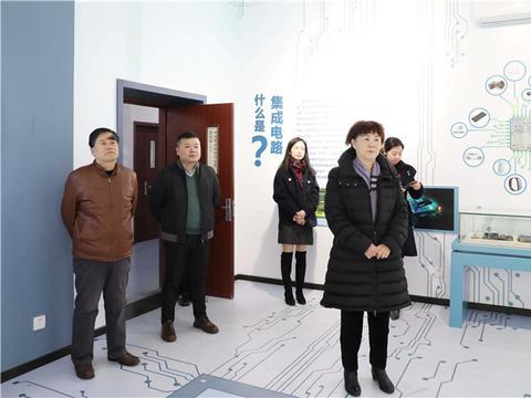 四川大学锦城学院党委副书记、常务副校长王亚利一行