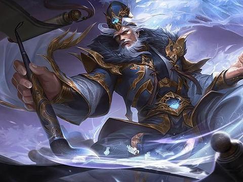 三国杀:他是原创之魂乃至将包的收官之作,超级低配的神诸葛亮
