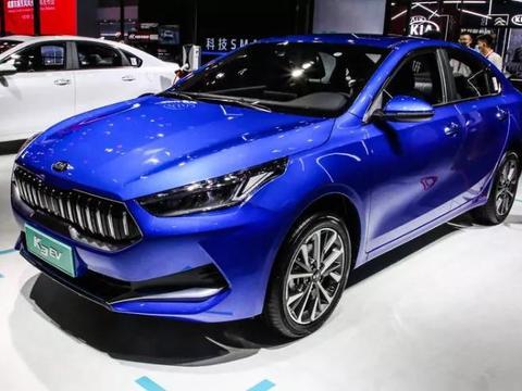 以全新K5凯酷为首,起亚全阵容亮相2020广州车展