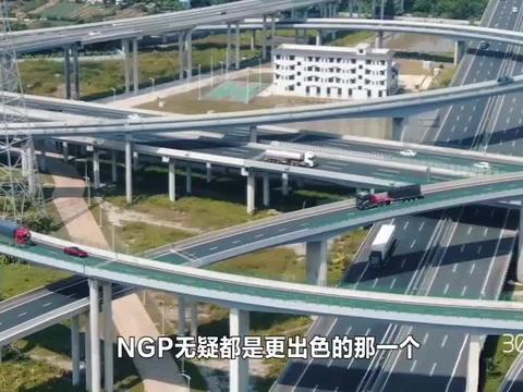 特斯拉不香了? 自动下匝道过收费站 NGP自动驾驶系统真强