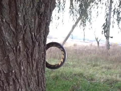 大神打造了一把轮刃,这工艺什么水平?