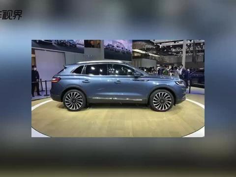 2020广州车展:新款国产林肯航海家, 内饰祛油腻