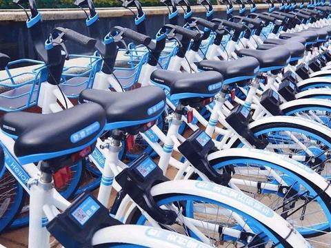 共享单车骑行新体验 4G Cat.1赋能共享单车管理