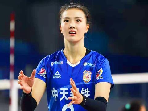 有泰国女排影子!激情辽宁女排,打出快乐排球,输了比赛赢了球迷