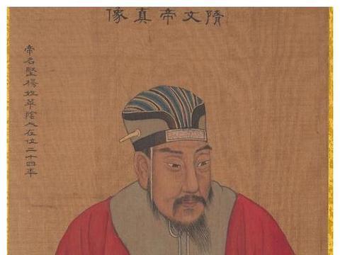 杨坚原名普六茹坚,李世民原名大野世民,真的吗?