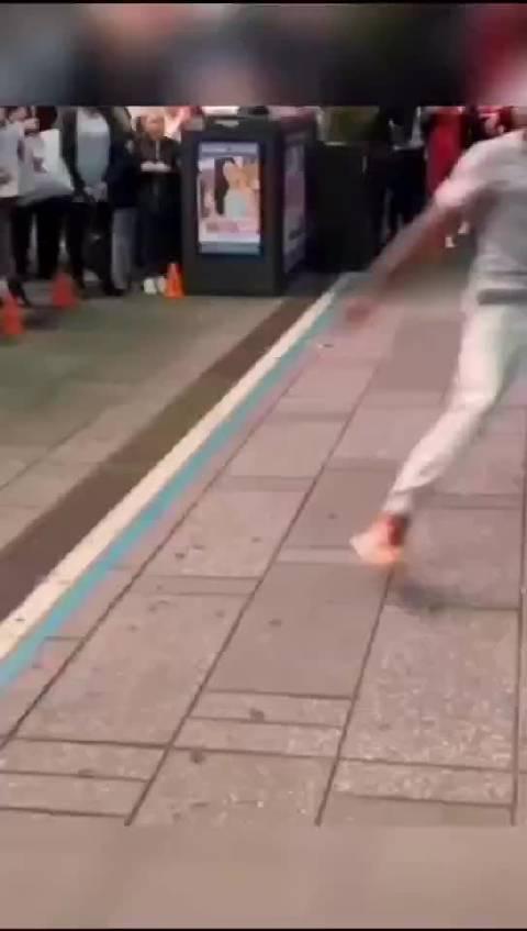目前见过最厉害的街舞!